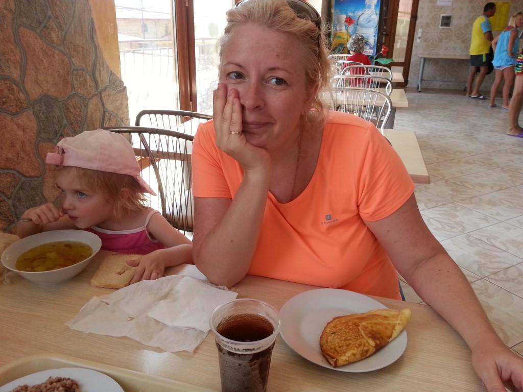 Кафе в Межводном